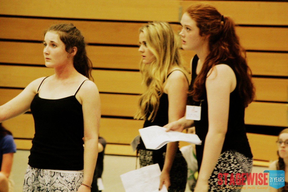 Youth Drama, Theatre & Acting Summer Course