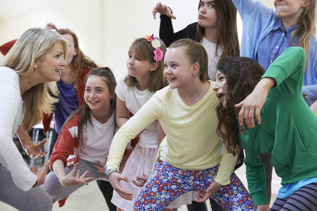 Tips to encourage children to get involved in acting